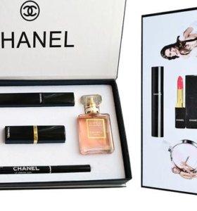 Подарочный набор Chanel из 5 предметов от Chanel