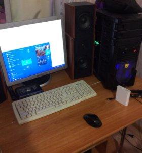 Игровой новый компьютер