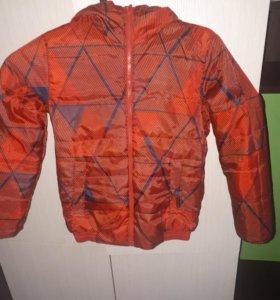 Двухсторонняя куртка детская