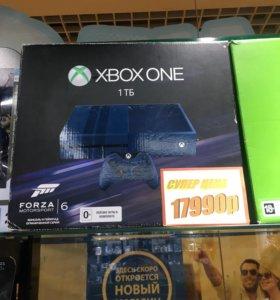 Xbox One 1TB + 80 игр
