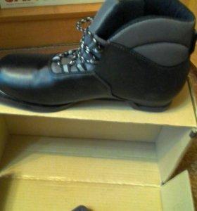 Ботинки лыжные 42р