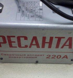 Сварочник ресанта 220