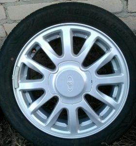 Колеса r15 на ВАЗ