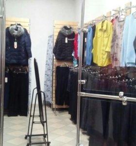 Новый отдел женских брюк Гостинный двор место 351