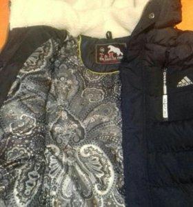 Куртка зимняя, НОВАЯ