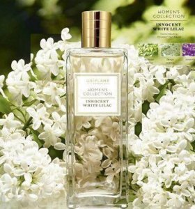 Innocent White Lilac