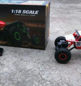 Радио машинка 4WD Отличный подарок для ребенка!!!