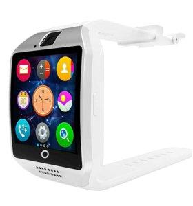 Новые умные часы Q18 / smart watch / смарт часы