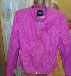 Куртка олимпийка пиджаком