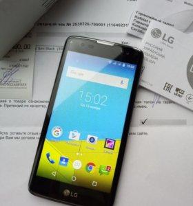 LG K7 Dual Sim Black. Новый.