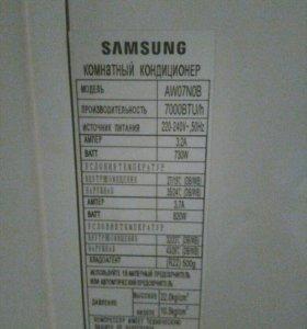 Кондиционер Samsung AW 07 NOB