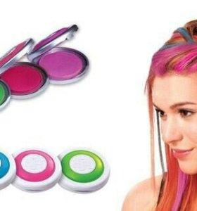 Новые мелки для волос