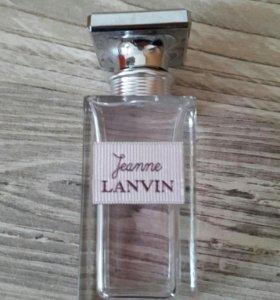 Парфюмированная вода Jeanne lanvin