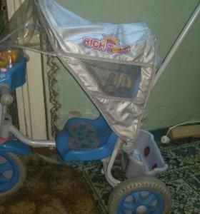 Детский велосипед Rich Toys