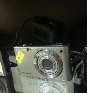 Фотоаппарат Panasonic DMc s2