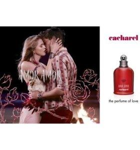 """Cacharel """"Amor Amor """" for women 100 мл"""