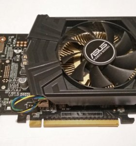 Asus GeForce GTX 750 OC 1 Gb