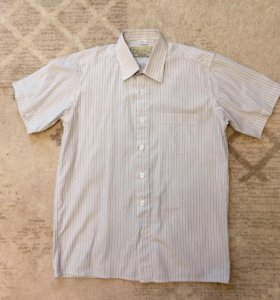 Рубашка для мальчика на рост 146