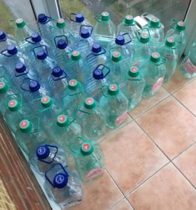 Бутылки 5л