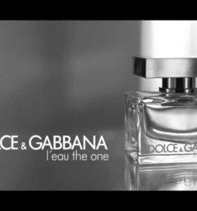 """Духи D&G """"L'eau the One"""" 100 мл"""