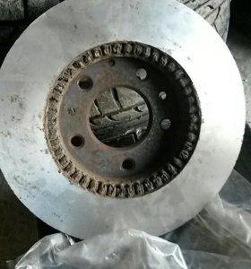 Тормозные диски МАЗДА передние
