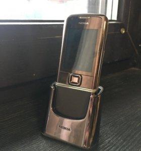 Nokia 8800 sapphire art