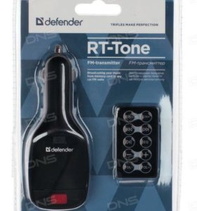 FM модулятор RT-Tone