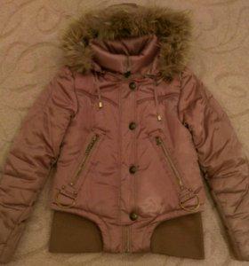Куртка женская, зимняя на синтепоне