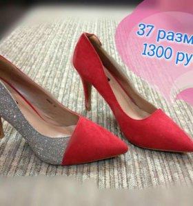 36-37 размер туфли