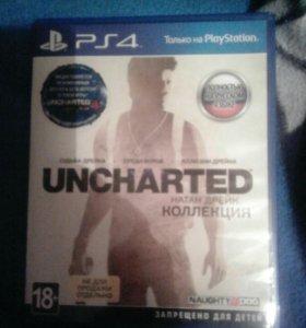 Uncharted переиздание ps 4