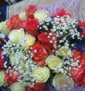 Цветы на Октябрьской 1
