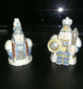 Фигурки якутские сувенир
