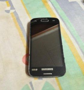 """Samsung Star Plus GT S7262"""