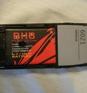 Телефон Nokia 6021