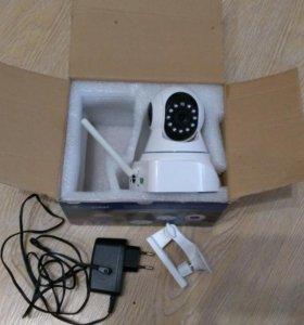Видеоняня /беспроводная ip камера Rocam NC 400