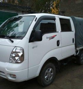 грузовик kio bongo 3