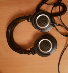 Наушники Audio-technica ath-m50x black