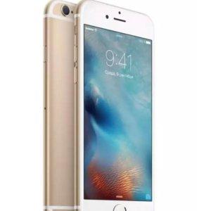 Айфон 6 plus gold