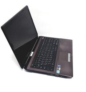 Мощный ноутбук Asus на i7 с видеокартой на 2gb