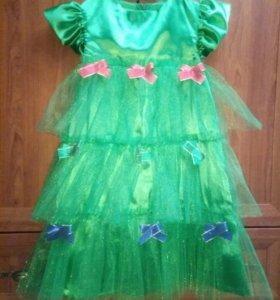 Платье - Ёлочка