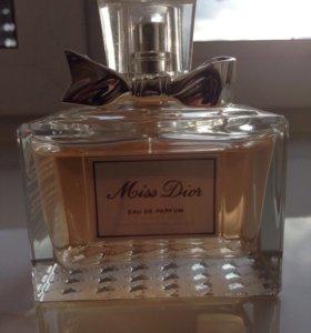 Miss Dior Eau de Parfum 100 мл