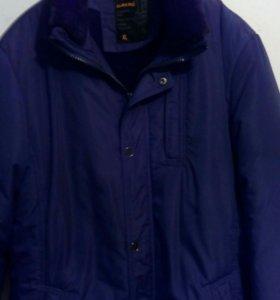 Куртка зимняя утепленная