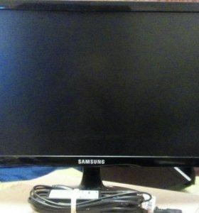 """Монитор 20"""" Samsung S20A300N, обмен"""