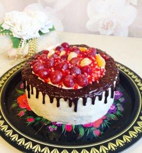 Домашние торты 🎂