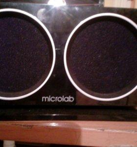Акустика microlab 65 ват