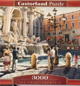 Пазл 3000 Castorland
