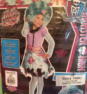 Monster High костюм для девочки