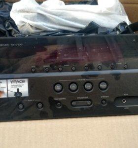 yamaha natural sound av receiver rx-v377