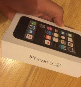 iPhone 5s 16gb коробка