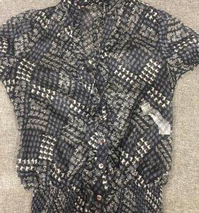 ZARA блузки